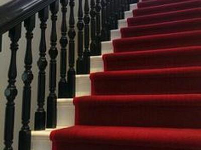 Stairway redecorate